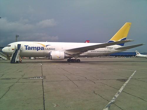 N769QT Tampa Cargo