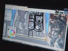 Lego Sticker/Decal Timelapse - Russian Soldier (Exxtrooper) Tags: original trooper black art work soldier for design sticker call lego graphic time drawing duty watch rifle guard hard ak terrorist assault hours decal ba minifigs took 70 47 minutes ops alot exx spetsnaz brickarms exxtrooper