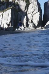 Wave Break (Dec Baker-Irons) Tags: sea beach rock tide wave cliffs tidebreak