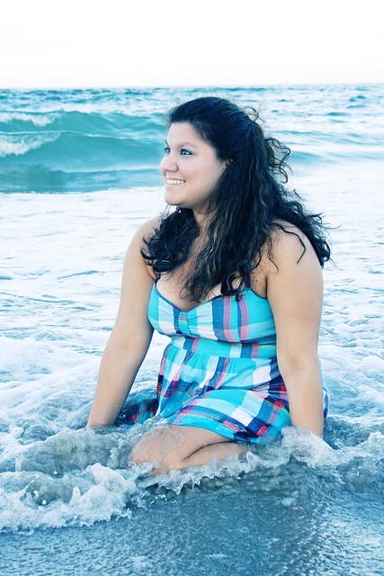 beach pose 2