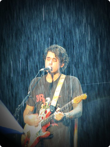 Covered in Rain / Bluesman Chris