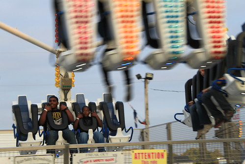 Chowan County Fair - Khalif and Jacal on Freak Out