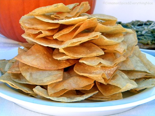 Hand Fried Tortilla Chips