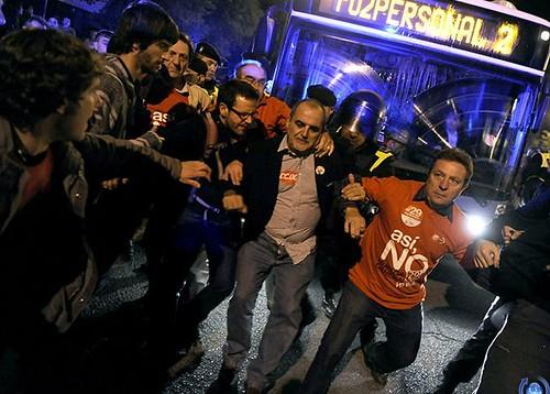 spanish-riots