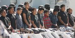 MEXICO MARINA (Jesús Villaseca Pérez.) Tags: mexico armas drogas policia violencia distritofederal ejercito robos narco ciudaddemèxico secuestros helicptero