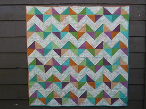 R & J's quilt