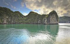 img 2854 (Roddas) Tags: seascape mountains color islands asia vietnam southchinasea halongbay limestonecliffs
