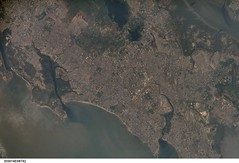 Mumbai, India (NASA, International Space Station Science, 11/28/06)