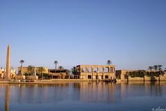 """terra mítica 21 (alamez) Tags: españa lake water buildings de lago dc spain edificios agua random egypt alicante egyptian egipto funfair benidorm alacant egipcio """"terra """"parque """"benq e720"""" mítica"""" atracciones"""""""