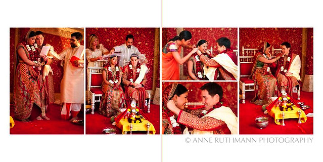Combined Indian Filipino Wedding Ceremony