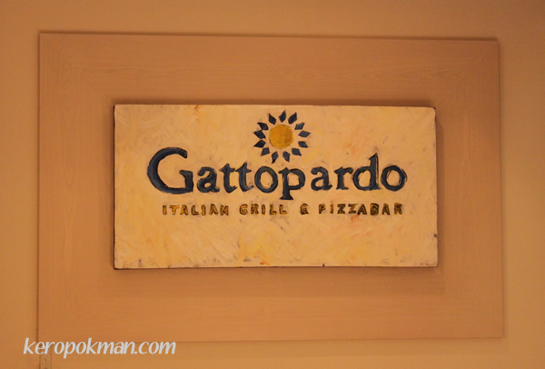 Gattopardo Italian Grill and Pizzabar