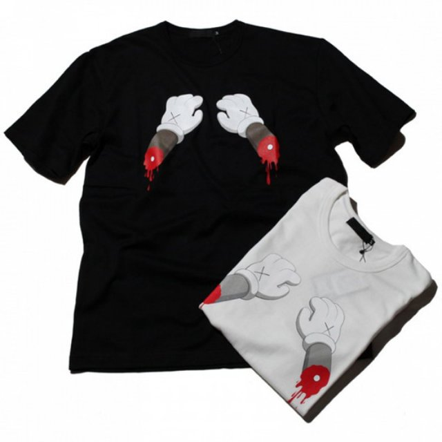 original-fake-kaws-hands-of-death-tshirts-1