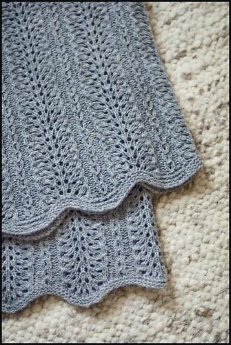 71c789623b0d Shale Baby Blanket - Brooklyn Tweed