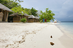 Canigao Island, Leyte, Philippines (Curufinwe - David B.) Tags: sea mer beach boat sony philippines visayas 1870 leyte canigao sonydt1870 sonyalpha700 baroto canigaoisland