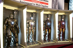 Iron Man, Oracle OpenWorld & JavaOne + Develop 2010, Moscone North