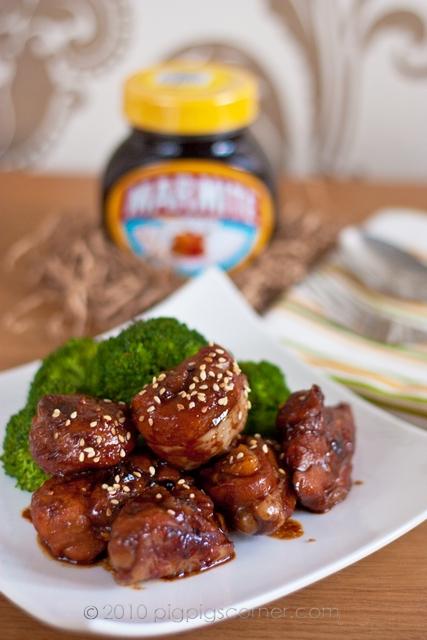 Marmite chicken 2