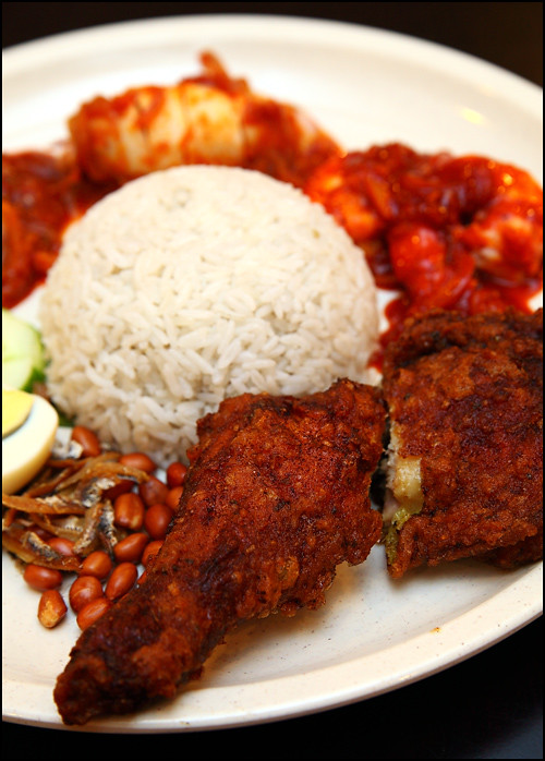 brilliant nasi lemak