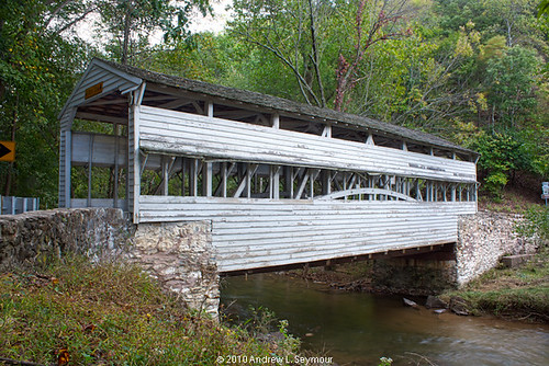 Knox-Valley Forge Covered Bridge (Exterior Long View) hdr 01