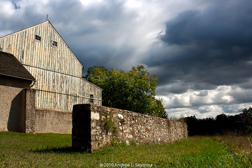 Lord Stirling's Barn hdr 23