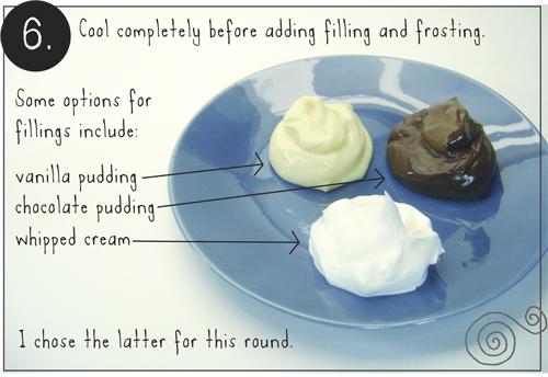 Step 6: Joy Cupcake