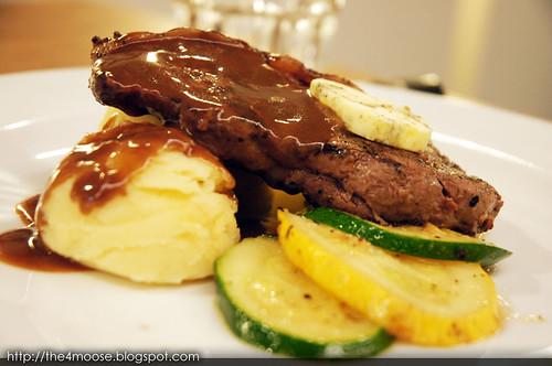 Jolly Frog - Grilled Sirloin Steak