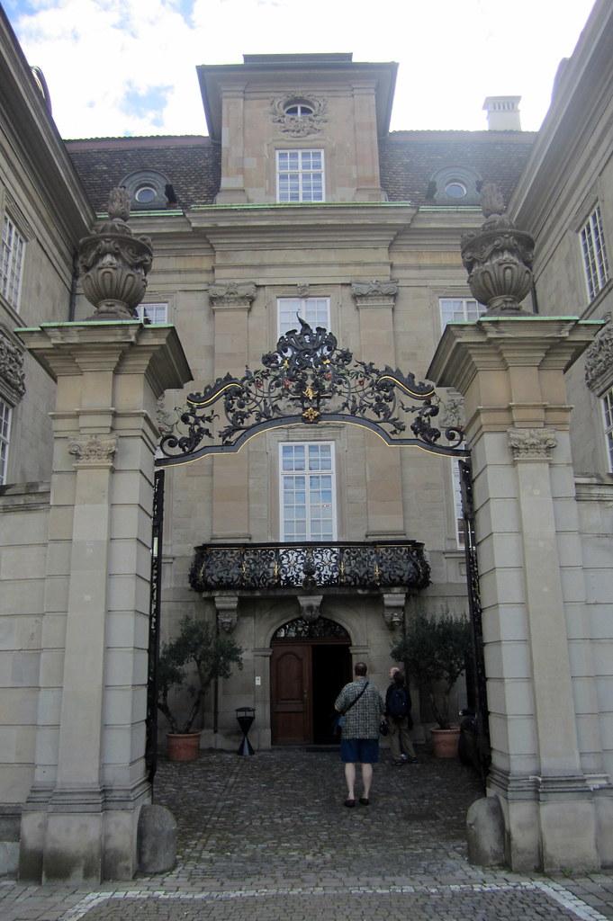 Zürich: Zunfthaus zur Meisen