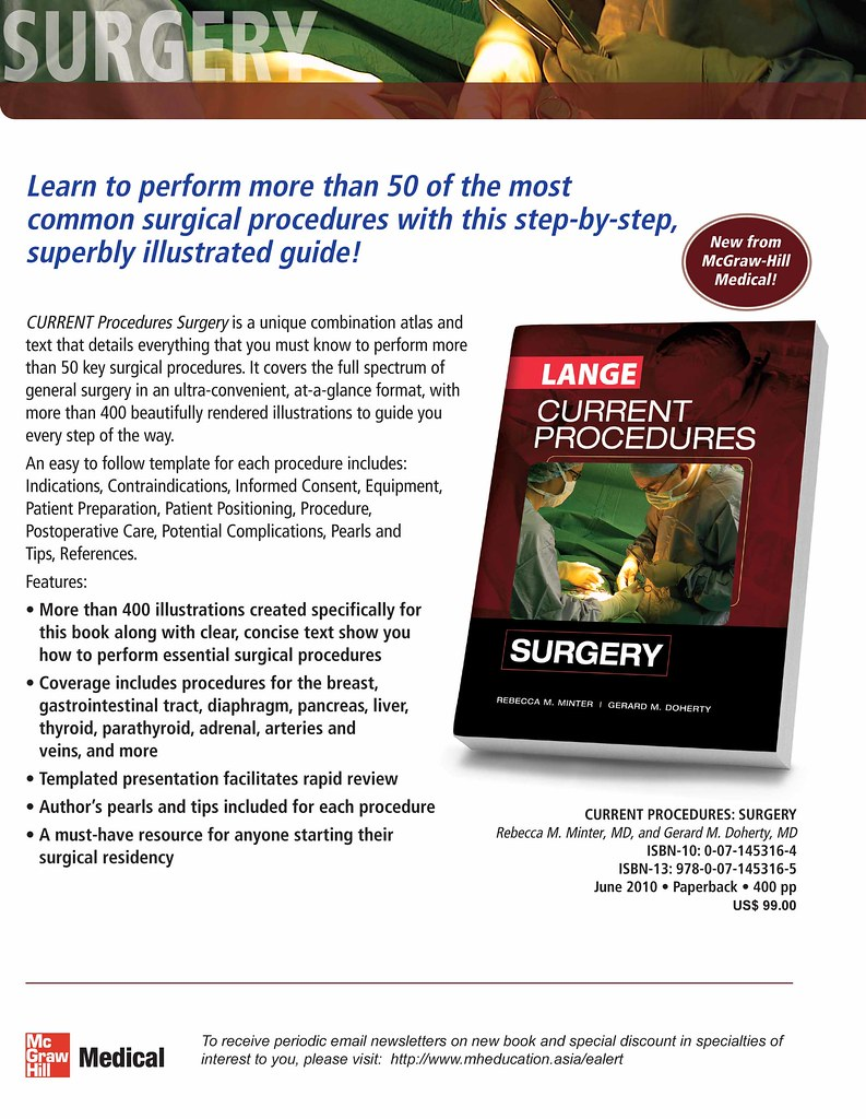 CURRENT Procedures Surgery 1 of 2
