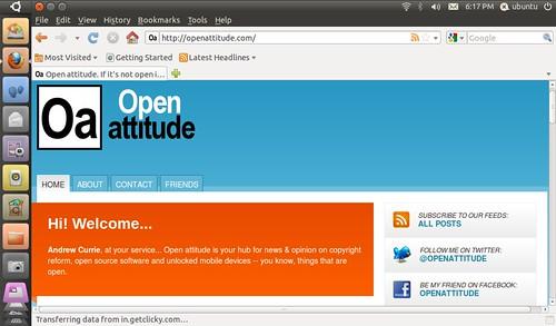 Unity Firefox