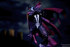 Spawn (magnushamar) Tags: by toys nikon action figure spawn mcfarlane d90