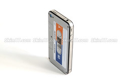 Cassete- Tape A iPhone 4Decal Sticker Skin