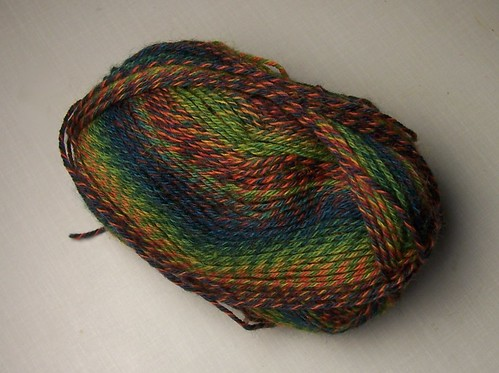 Yarn for socks
