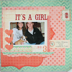 Its A Girl (SherryGrove) Tags: day13 12x12 singlephoto load1010