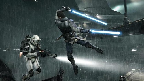 StarWars Force Unleashed II Walkthrough