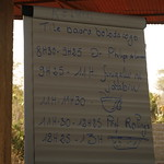 Day two of a citizens' jury in Mali 12 by