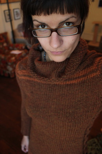 101015. sweater dress, all done!