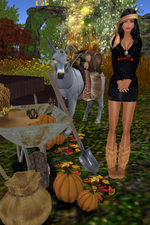Adam n Eve Fall 2