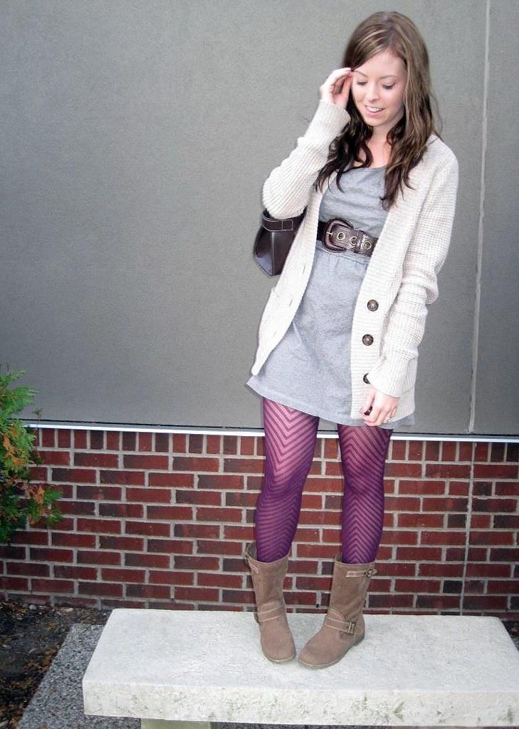 purple tights 1