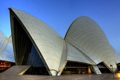 Sydney Opera House HDR