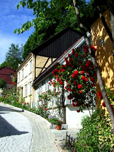 Oslo old town