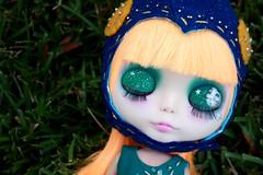 Luna daydreams..