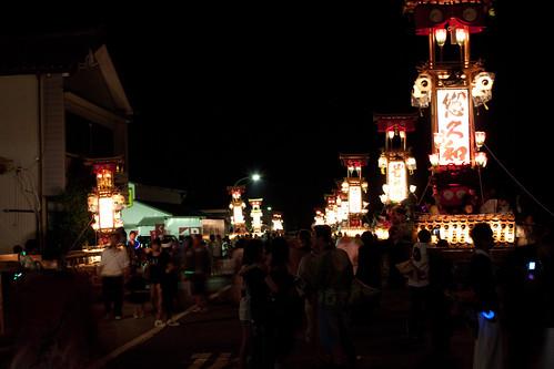 キリコ(宇出津あばれ祭り)