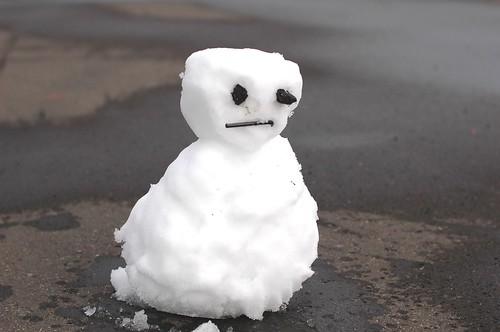10.27 初雪練習