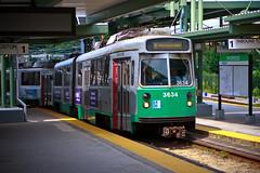 Riverside (nixter) Tags: station boston train canon publictransportation riverside 30d tstop riversidestation bostont