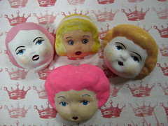 Large Head Doll Part Value Pack!