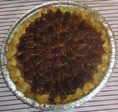 Susie's Homemade Pecan Pie