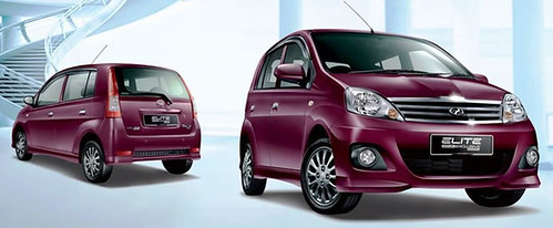 Perodua ViVA Elite Exclusive Edition