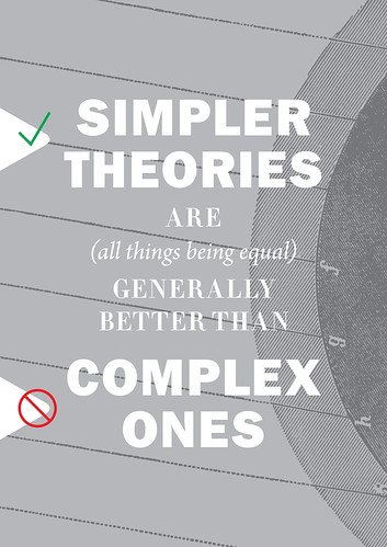 From flickr.com: Simpler Theories {MID-119227}