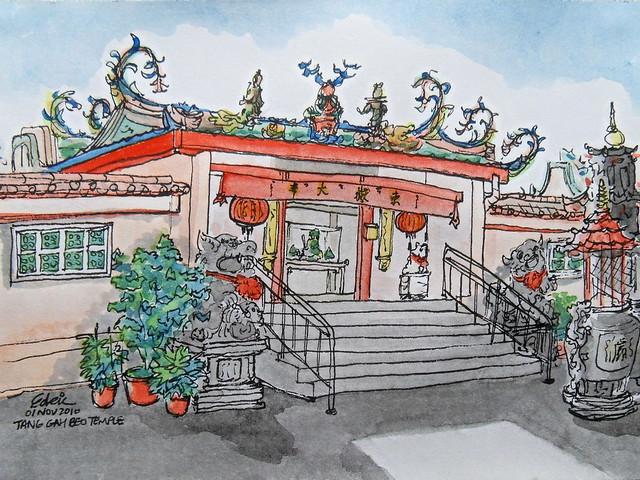 Tang Gah Beo Temple