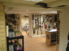 At last some stock! (Speeds Cycles, Bromsgrove) Tags: speedscycles