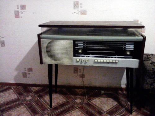 Radiogram / Радиола